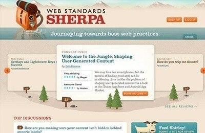 Webstandardssherpa