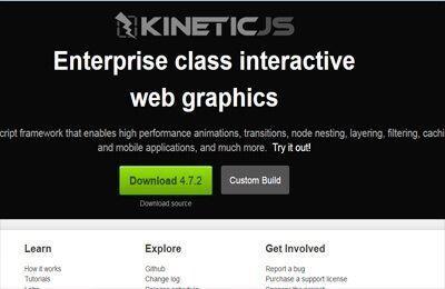 KineticJS