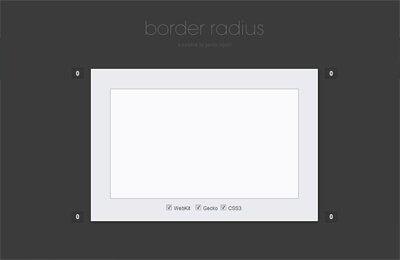 Border Radius.com