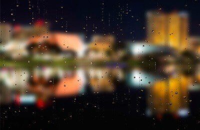 Эффект приятного дождя на Javascript