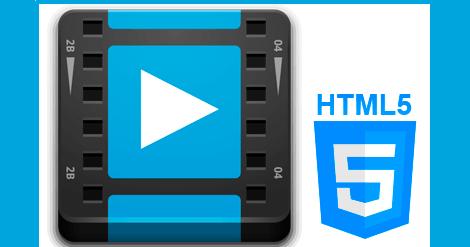 Видео плеер HTML5