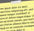 Тетрадь в линейку на CSS3