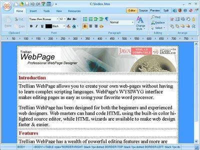 Trellian WebPage