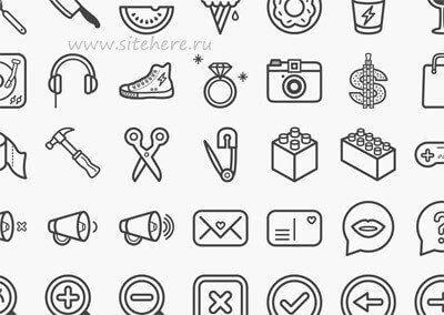 Coucou набор иконок от Anny Chen