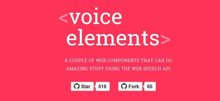 Voice Elements