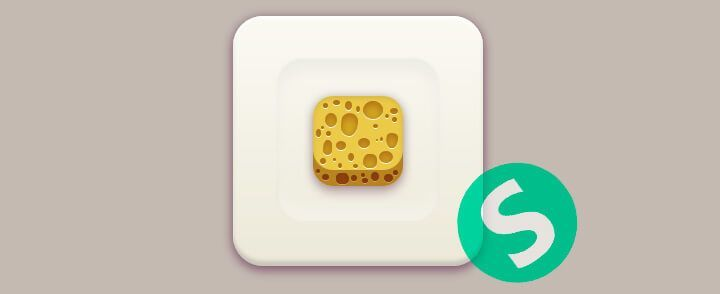Сыр на CSS