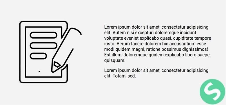 Интерактивный дизайн лендинга